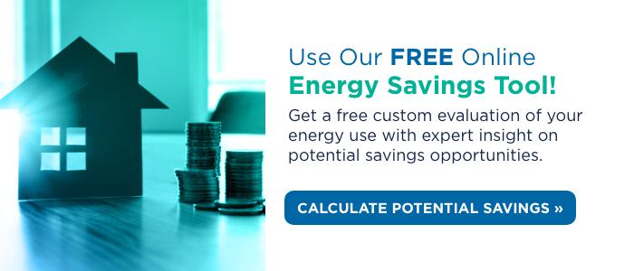Calculate Potential Energy Savings