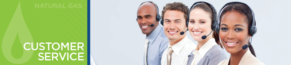 Natural Gas Customer Service