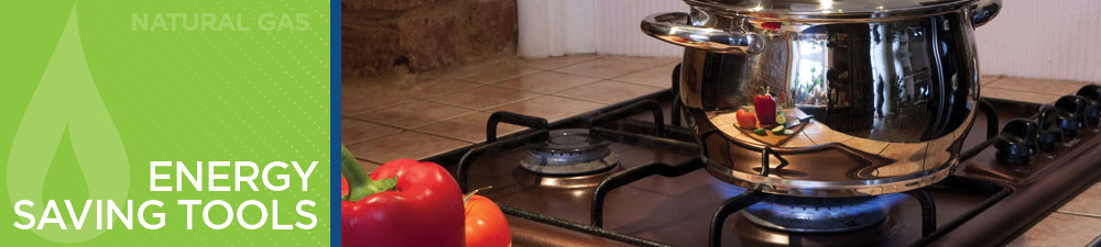 Natural Gas Energy Saving Tools