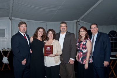 FPU 2012 Large Business of the Year