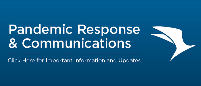 Pandemic Response & Communications - Click Here for More Information