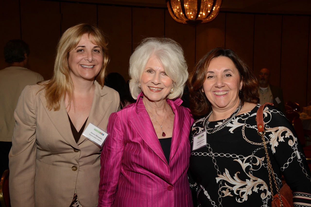 FPU Participates In 'Breakfast With Diane Rehm' Fundraiser.