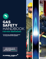 Natural Gas Safety Handbook for First Responders